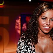 NLD/Hilversum/20110228 - Voorjaarspresentatie Net5, Tatjana Liefhebber, Tijgertje