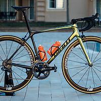 Greg Van Avermaet 2019 Bike