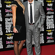 MON/Monte Carlo/20100512 - World Music Awards 2010, Lothar Matthaeus en partner Kristina Liliana