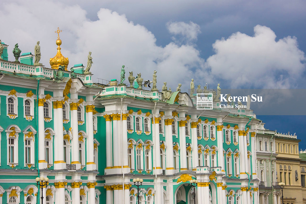 Winter Palace, St Petersburg, Russia