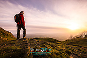 The Wrekin photography 1st November 2017 photography for Discover Telford  Telford Tourism Campaign. Picture by Shaun Fellows / Shine Pix