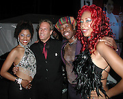 Audra Lomax, Michael Bolton, Nile Rogers & Sylver Logan Sharp.Smock Magazine Launch Party.South Street Seaport.New York, NY.June 26, 2001.Photo By CelebrityVibe.com..