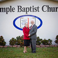 { Pastor and Mrs. Doug King ~ Temple Baptist Church }