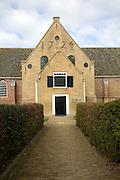 Maartenskerk Church, Oosterend, Texel, Netherlands,