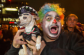 2014 Halloween costume carnival in Los Angeles