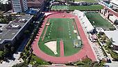 Track and Field-USC Cromwell Field Views-Mar 21, 2020