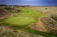 BALMEDIE - Aberdeenshire - Schotland. Trump International Golf Links. Hole 1 COPYRIGHT KOEN SUYK
