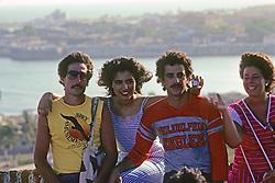 David, Martha Manuel And Renee