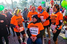 Italy- Cathedrals Marathon In Barletta - 19 Dec 2016