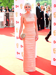 Helen George attending the Virgin TV British Academy Television Awards 2018 held at the Royal Festival Hall, Southbank Centre, London.