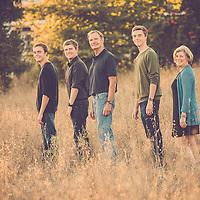 Rob and Sally Smith Family Photos
