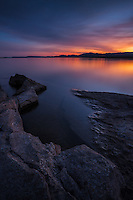 Sunset, Button Bay State Park, Lake Champlain, Vermont