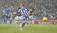 Sheffield Wednesday v Bolton Wanderers 170115