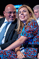 Carrie Symonds at  the Conservative Party Autumn Conference