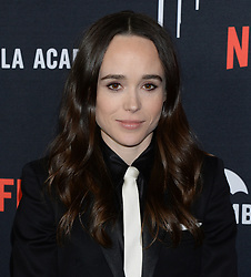 Netflix's 'The Umbrella Academy' Premiere. 12 Feb 2019 Pictured: Ellen Page. Photo credit: MEGA TheMegaAgency.com +1 888 505 6342