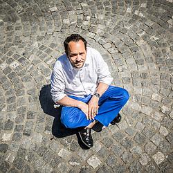 20170619: SLO, People - Portrait of Matej Andraz Vogrincic, Slovenian artist