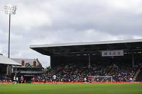 Football - 2021 / 2022  Sky Best EFL  Championship - Fulham vs Middlesbrough - Craven Cottage - Sunday 8th August 2021<br /> <br /> A general view during the game.<br /> <br /> COLORSPORT/Ashley Western