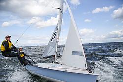 , Kiel - SAP 505er World Championship 2014, 505er, RSA 9063, James LARGIER, Richard HUTTON-SQUIRE, RCYC