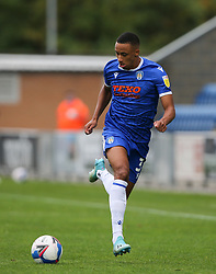 Cohen Bramall of Colchester United on the ball - Mandatory by-line: Arron Gent/JMP - 03/10/2020 - FOOTBALL - JobServe Community Stadium - Colchester, England - Colchester United v Oldham Athletic - Sky Bet League Two