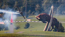 06.09.2015, Red Bull Ring, Spielberg, AUT, Red Bull Air Race, Spielberg, Rennen, im Bild Pete McLeod (CAN) // Pete McLeod of Canada during the race of Red Bull Air Race Championships 2015 at the Red Bull Ring in Spielberg, Austria on 2015/09/06. EXPA Pictures © 2015, PhotoCredit: EXPA/ JFK