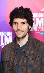 Colin Morgan attending the Benjamin Premiere as part of the BFI London Film Festival at BFI in London.