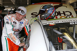 April 6, 2018 - Ft. Worth, Texas, United States of America - April 06, 2018 - Ft. Worth, Texas, USA: Chase Briscoe (60) gets ready to practice for the My Bariatric Solutions 300 at Texas Motor Speedway in Ft. Worth, Texas. (Credit Image: © Stephen A. Arce/ASP via ZUMA Wire)