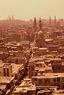 Egyptian Townscape
