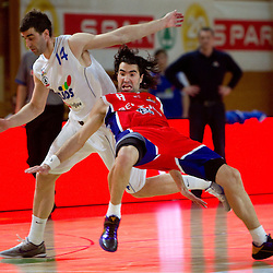 20110210: SLO, Basketball - Spar Cup, Quarterfinals, KK Helios Domzale vs KK Sentjur