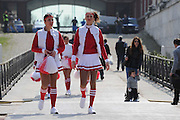 Foto Alfredo Falcone - LaPresse<br /> 17 03 2012 Roma ( Italia)<br /> Sport Rugby<br /> Italia - Scozia<br /> RBS 6 Nazioni 2012 - Stadio Olimpico di Roma<br /> Nella foto:hostes<br /> <br /> Photo Alfredo Falcone - LaPresse<br /> 17 03 2012 Roma (Italy)<br /> Sport Rugby<br /> Italia - Scozia<br /> RBS 6 Nations 2012 - Olimpico Stadium of Roma<br /> In the pic:hostes