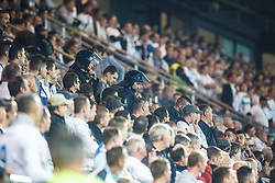 Police during football match between HNK Rijeka and GNK Dinamo Zagreb in Round #27 of 1st HNL League 2016/17, on November 5, 2016 in Rujevica stadium, Rijeka, Croatia. Photo by Grega Valancic / Sportida
