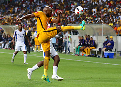 Ramahlwe Mphahlele of Kaizer Chiefs during the 2016 Premier Soccer League match between Chippa United and Kaizer Chiefs held at the Nelson Mandela Bay Stadium in Port Elizabeth, South Africa on the 3rd December 2016.<br /> <br /> Photo by:   Richard Huggard / Real Time Images