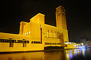 AVRO Radiogala 2011 in het Stadhuis van Hilversum.<br /> <br /> Op de foto: Stadhuis Hilversum