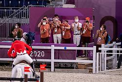 Fuchs Martin, SUI, Clooney 51, 382, Team Switzerland<br /> Olympic Games Tokyo 2021<br /> © Hippo Foto - Dirk Caremans<br /> 06/08/2021