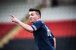 Falkirk's Sean Higgins..Airdrie United 0 v 1 Falkirk, 30/3/2013..©Michael Schofield..