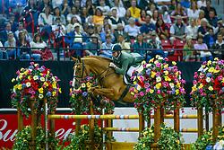 Ehning Marcus, GER, Anka<br /> World Cup Final Jumping - Las Vegas 2003<br /> © Hippo Foto - Dirk Caremans