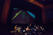 Brooklyn, NY, 26 September 2013. Jem Cohen's We Have an Anchor, part of the Next Wave Festival at the Brooklyn Academy of Music (BAM).