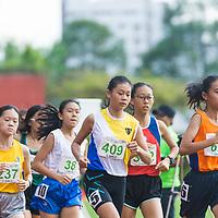 C Div Girls 1500m