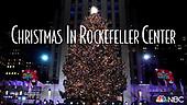 December 01, 2021 - NY: Christmas In Rockefeller Center