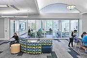 Peace University Library   Hanbury Design   Raleigh, North Carolina