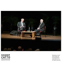 Author Joseph Stiglitz talks about his work during the New Zealand International Arts Festival 2008 in Wellington.