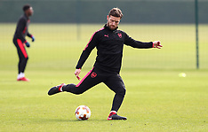 Arsenal Training Session - 07 March 2018