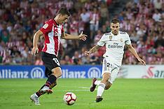 Athletic Club v Real Madrid - 15 September 2018