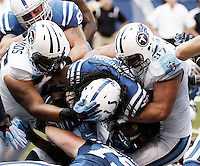 Tennessee Titans vs. Indianapolis Colts in Indianapolis, IN at Lucas Oil Stadium on September 28, 2014. Photos by Donn Jones Photography.