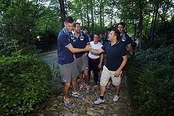 SIMONE BUTI<br /> NAZIONALE VOLLEY MASCHILE A SAN PATRIGNANO<br /> CORIANO (RN) 30-06-2014<br /> FOTO GALBIATI - RUBIN
