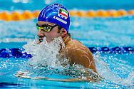 ASHKANANI Ali KUW<br /> 200 Medley Men Heats<br /> Day02 26/08/2015 - OCBC Aquatic Center<br /> V FINA World Junior Swimming Championships<br /> Singapore SIN  Aug. 25-30 2015 <br /> Photo A.Masini/Deepbluemedia/Insidefoto