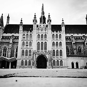 The London Guildhall shot on iPhone 6 on evening bike ride.