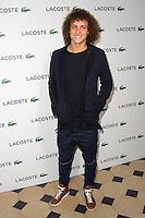 David Luiz - 22.01.2015 - Soiree Lacoste au Faust - Paris Saint Germain <br /> Photo : Pascal Poitier / Visual / Icon Sport