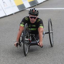 18-06-2017: Wielrennen: NK Paracycling: Montferlands-Heerenberg (NED) wielrennen  <br />Jenette Jansen  (Westerhaar)