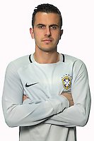 Football Conmebol_Concacaf - <br />Copa America Centenario Usa 2016 - <br />Brazil National Team - Group B - <br />Marcelo Grohe