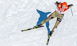 29.01.2017, Casino Arena, Seefeld, AUT, FIS Weltcup Nordische Kombination, Seefeld Triple, Langlauf, im Bild Eric Frenzel (GER) // Eric Frenzel of Germany during Cross Country Gundersen Race of the FIS Nordic Combined World Cup Seefeld Triple at the Casino Arena in Seefeld, Austria on 2017/01/29. EXPA Pictures © 2017, PhotoCredit: EXPA/ JFK